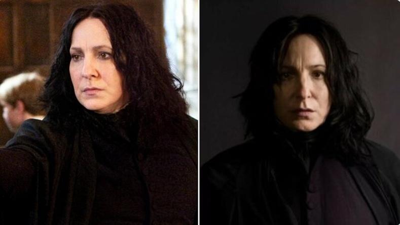 Северус Снэйп (Severus Snape)