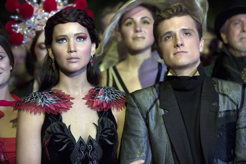 Катнис ба Пит (The Hunger Games, 2012–2015)