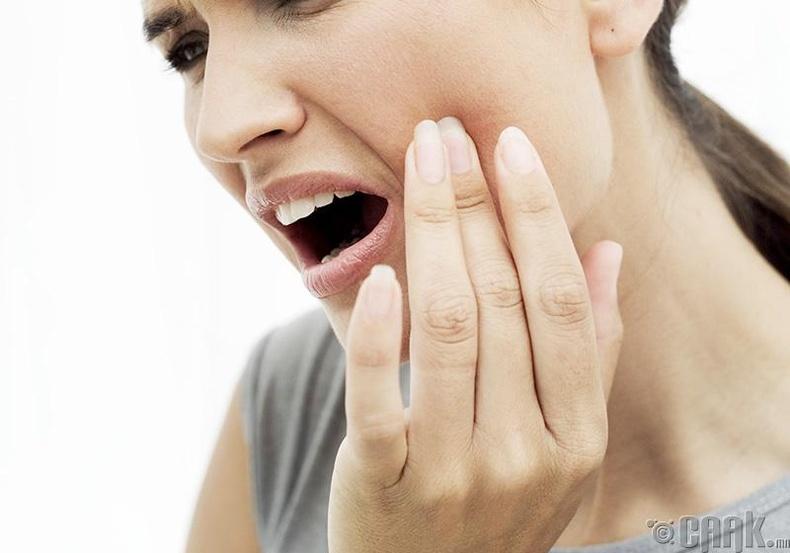 Шүд өвдөх