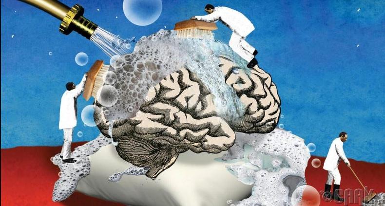 Тархи хэрэггүй бодлуудаа цэвэрлэж, хаяж байдаг