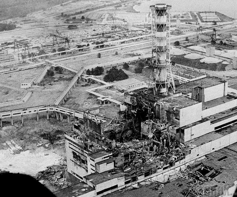 Чернобылийн атомын цахилгаан станцын осол (1986.04.26)