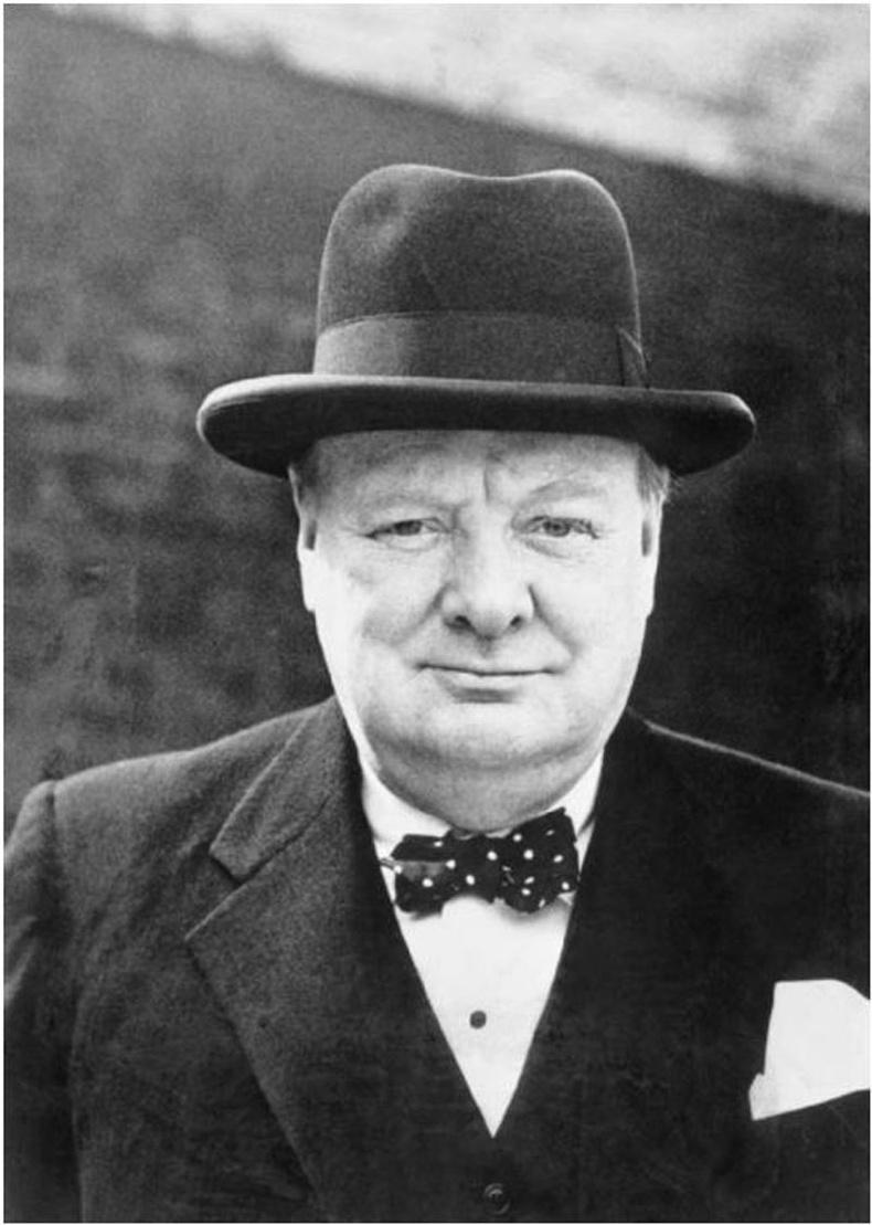 Уинстон Черчилл (Winston Churchill)