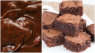 Хялбар аргаар амтат шоколадтай брауни хийж сурцгаая!