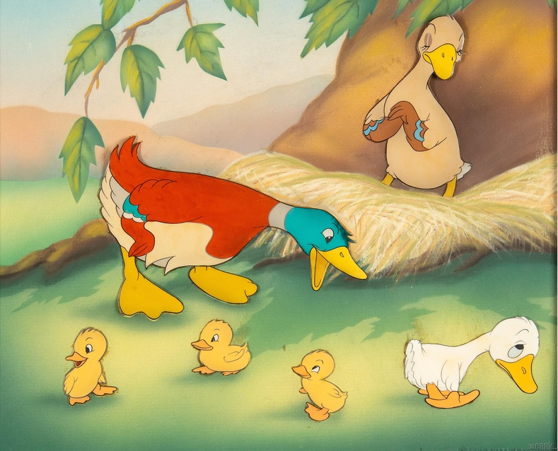"""The Ugly Duckling"" (1939)"