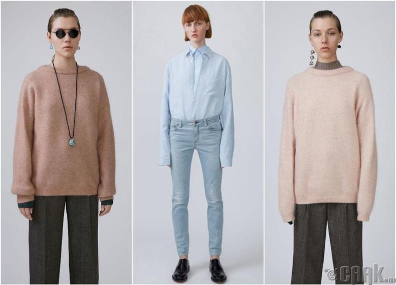 Хувцасны өнгө, нийлэмжийг харах