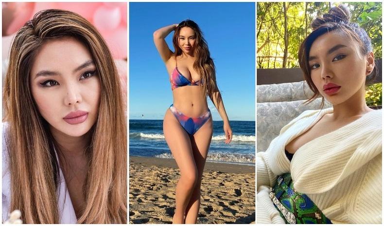 Монголын үзэсгэлэнт бүсгүйчүүдийн нэг Оогийдоо төрсөн өдрийн мэнд хүргэе!