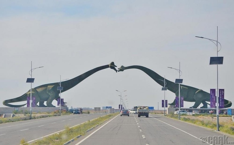 """""""Хятад ба Монгол улсын хил"""""""