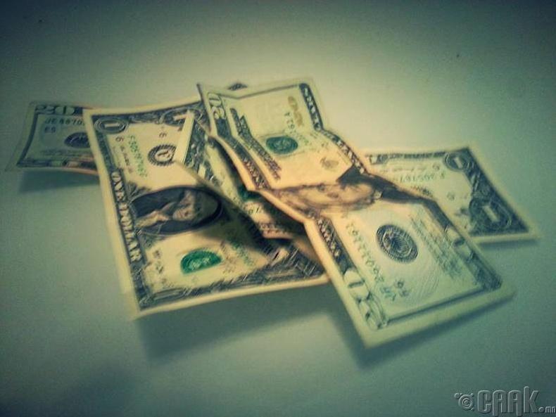 Цайны мөнгөний хүч