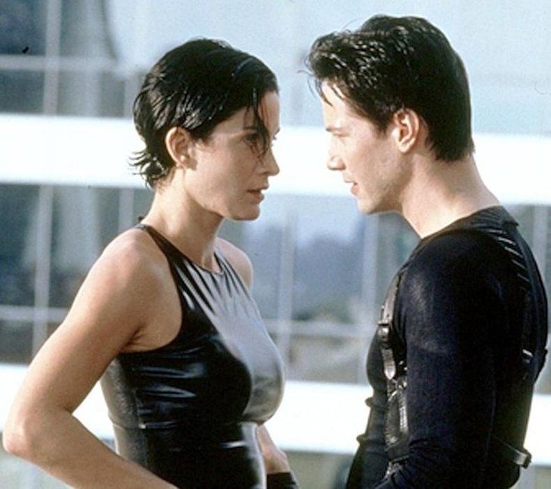 Тринита ба Нео (The Matrix, 1999-2003)