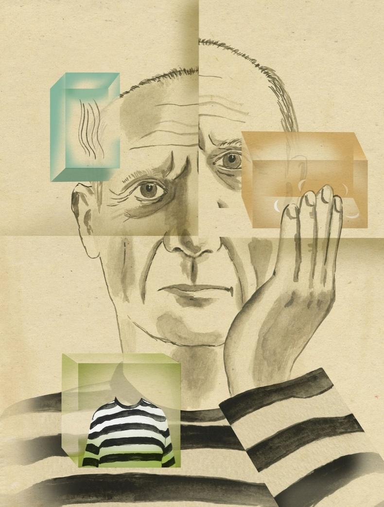Пабло Пикассо - Өөрийн гэсэн бүхнээ цуглуулах үйлдэл