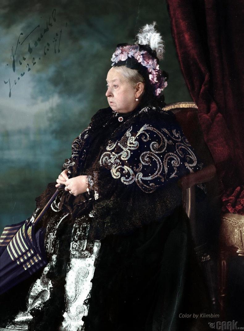 Их Британийн хатан хаан Викториа - 1897 он