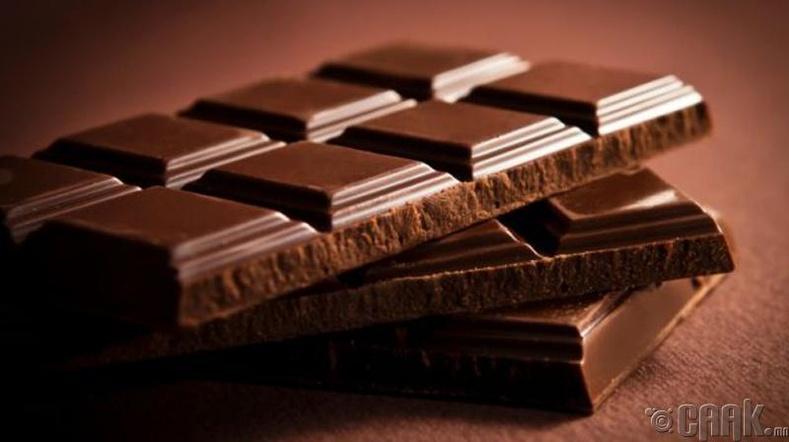 Шоколад идэх
