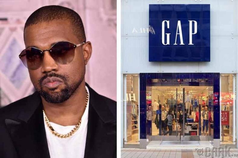 Реппер Канье Уэст (Kanye West)