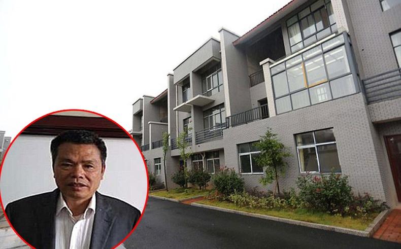 Хятадын тэрбумтан нутгийнхнаа бүгдийг нь үнэгүй байранд оруулжээ