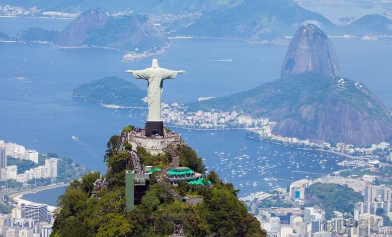 Рио-де-Жанейро, Бразил улс