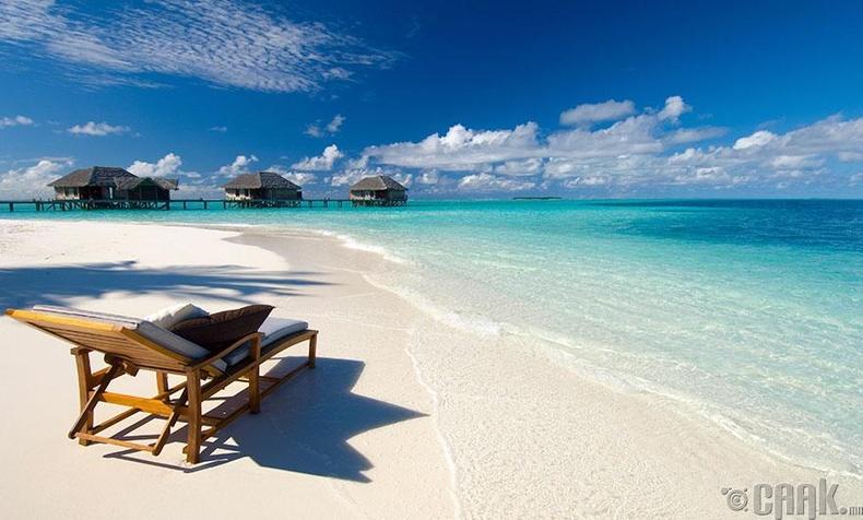 Малдивийн арал