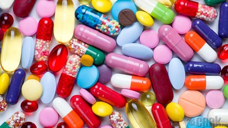 Антибиотик вирусыг устгадаг