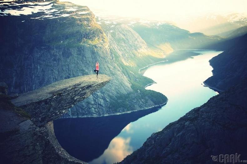 Норвеги