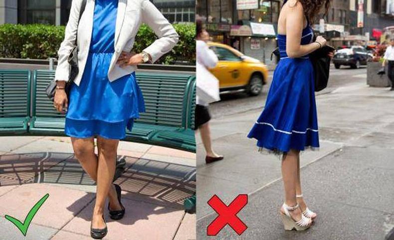 Охид бүсгүйчүүдийн хувцаслалтандаа гаргадаг алдаа
