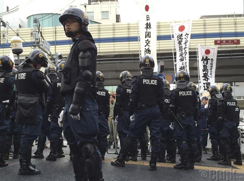 Японы үндэсний цагдаагийн агентлаг