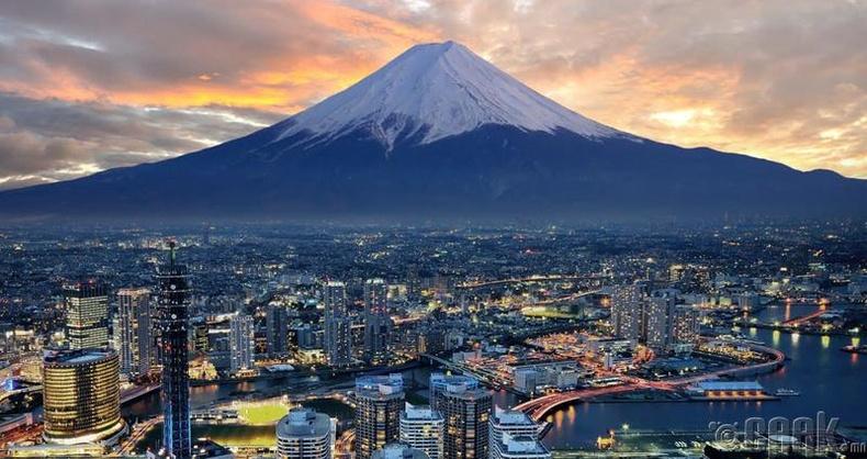 Японд нэг очсон хүн дахиад зорьдог