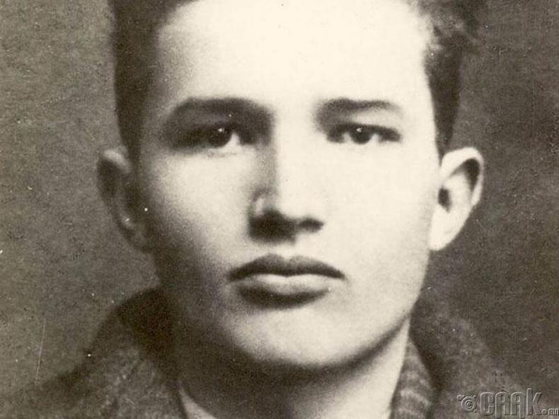 Румыний удирдагч асан Николае Чаушеску