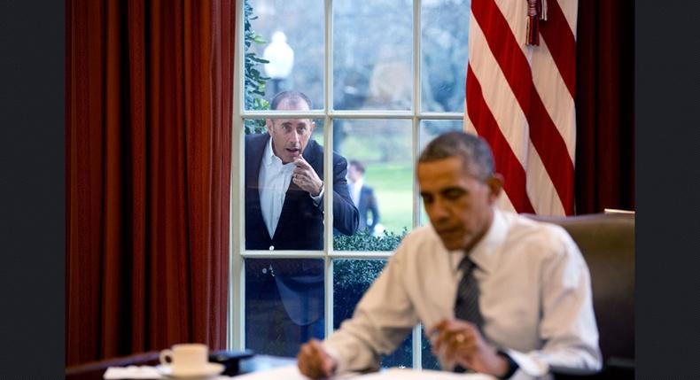 Обама цагаан ордноос явахад 2 сар үлдлээ