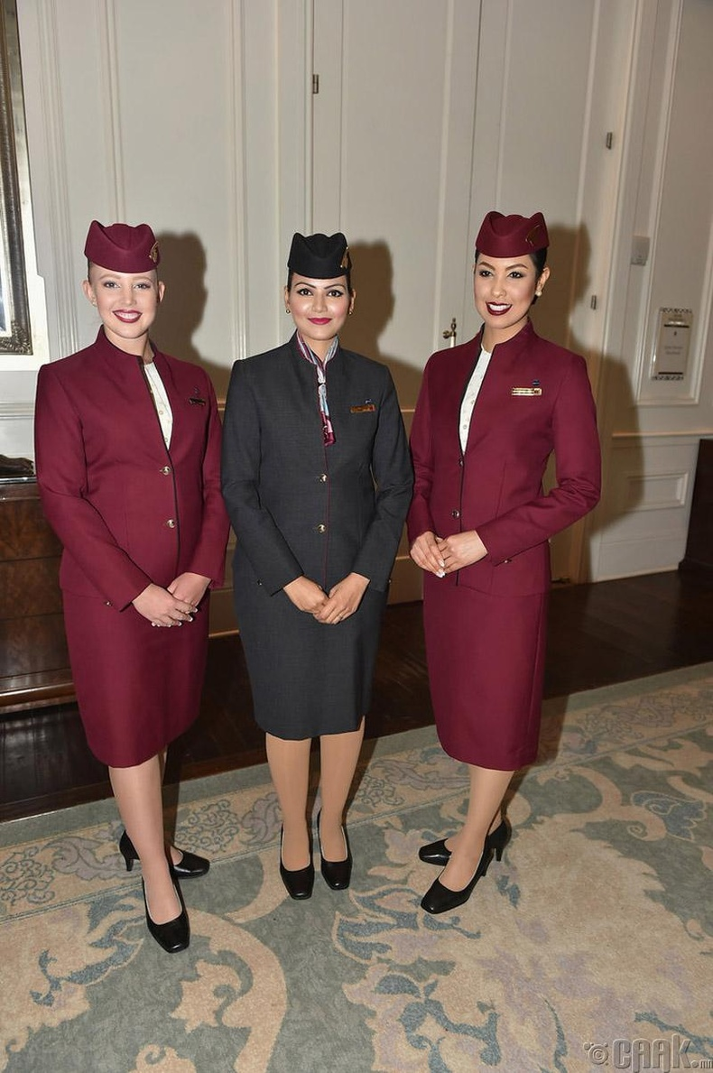 """Qatar Airways"", Катар"