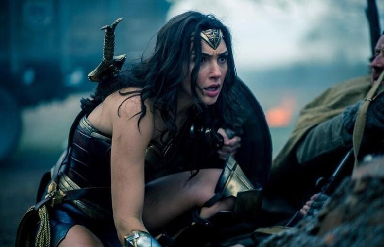 """""""Wonder Woman"""" (2017) киног Ливанд хориглосон"""