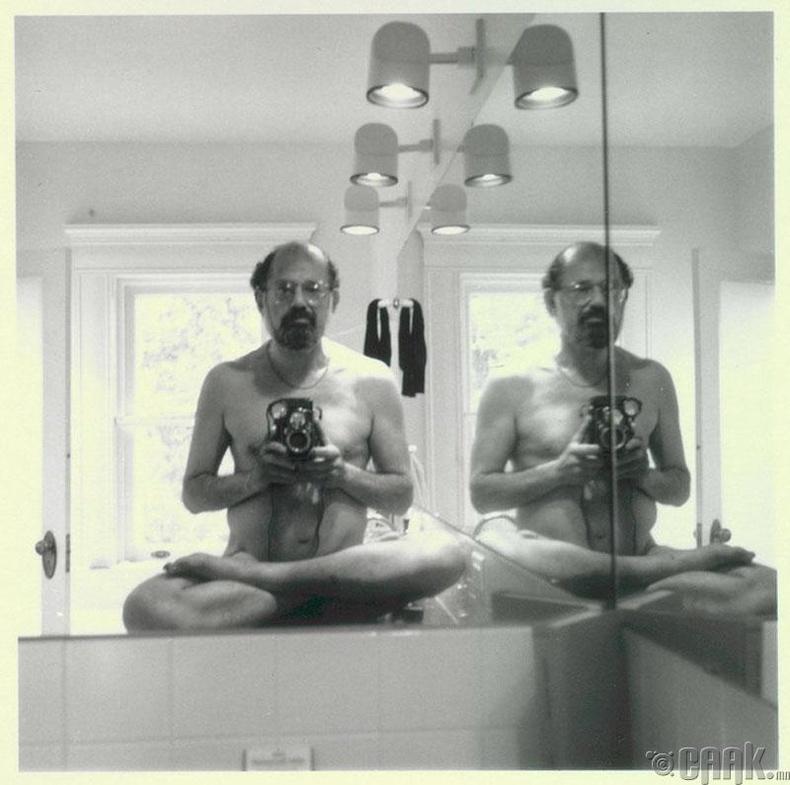Яруу найрагч Аллен Гинзбург (Allen Ginsburg) - 1985
