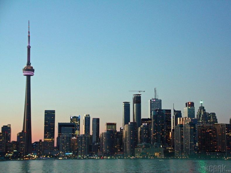 Канадын Торонто хот