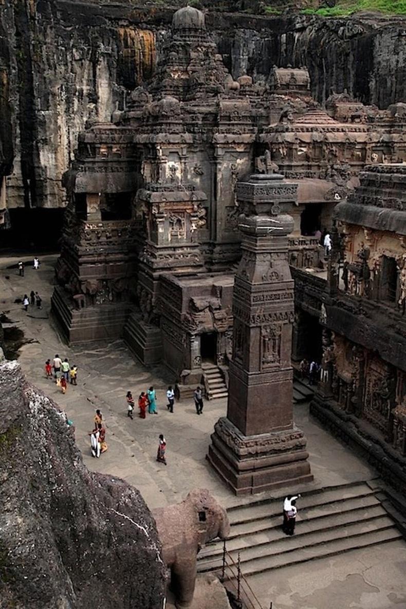"""""""Кайласанатха"""" сүм, Энэтхэг"""