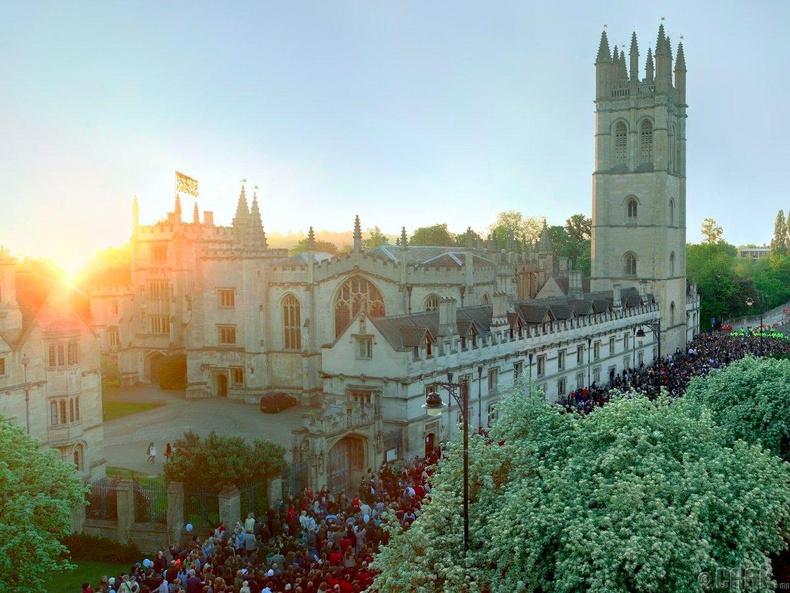 Оксфордын их сургууль, Англи (94.2)