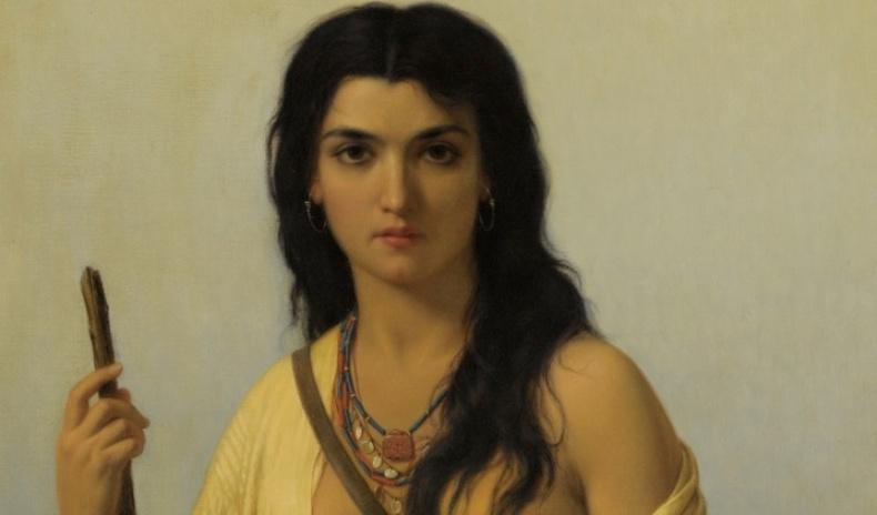 Франц зураач 19-р зууны Араб бүсгүйчүүдийн гоо үзэсгэлэнг буулгасан нь...