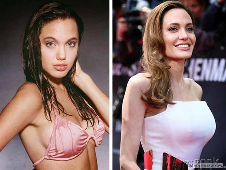 Анжелина Жоли (Angelina Jolie) – 40,000 доллар 2