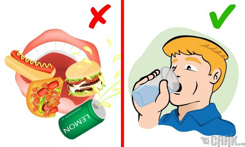 Синуситээс сэргийлж шингэн юм сайн уух нь чухал