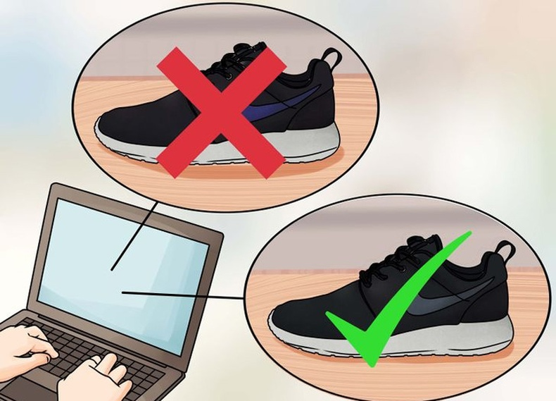 """Хуурамч """"Nike""""-ийг хэрхэн ялгах вэ?"""
