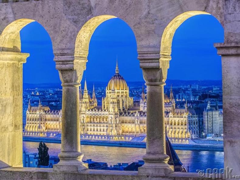 Будапешт – Унгар