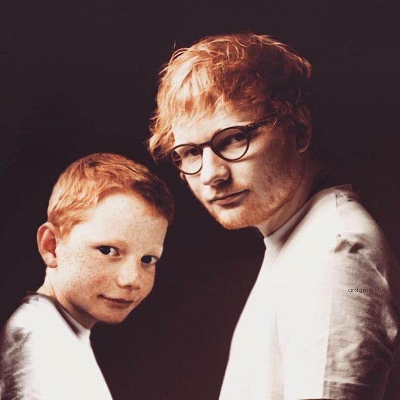 Ид Ширен (Ed Sheeran)