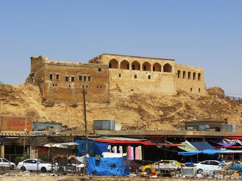 Киркук (Ирак) - МЭӨ 2200