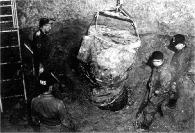 1961 оны Голдсборо Б-52-ын сүйрэл