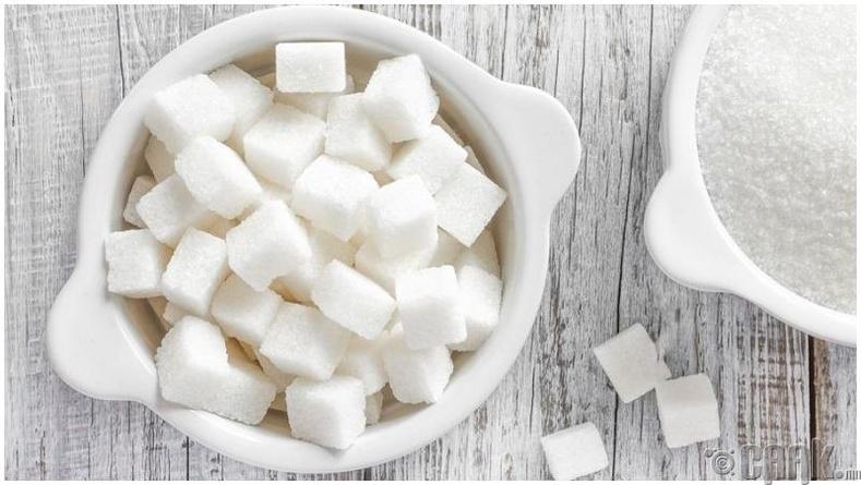 Цэвэршүүлсэн элсэн чихэр