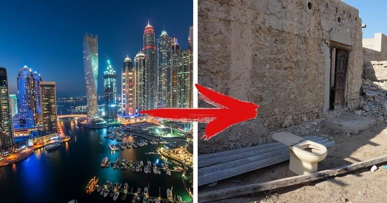 Дубайн цагаач ажилчид ямар нөхцөлд амьдардаг вэ?