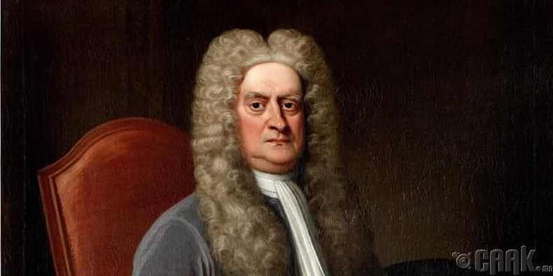 Исаак Ньютон (Isaac Newton )