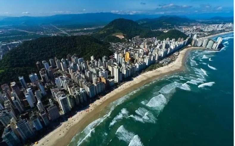 Сан-Паулу аотын далайн эрэг - Бразил