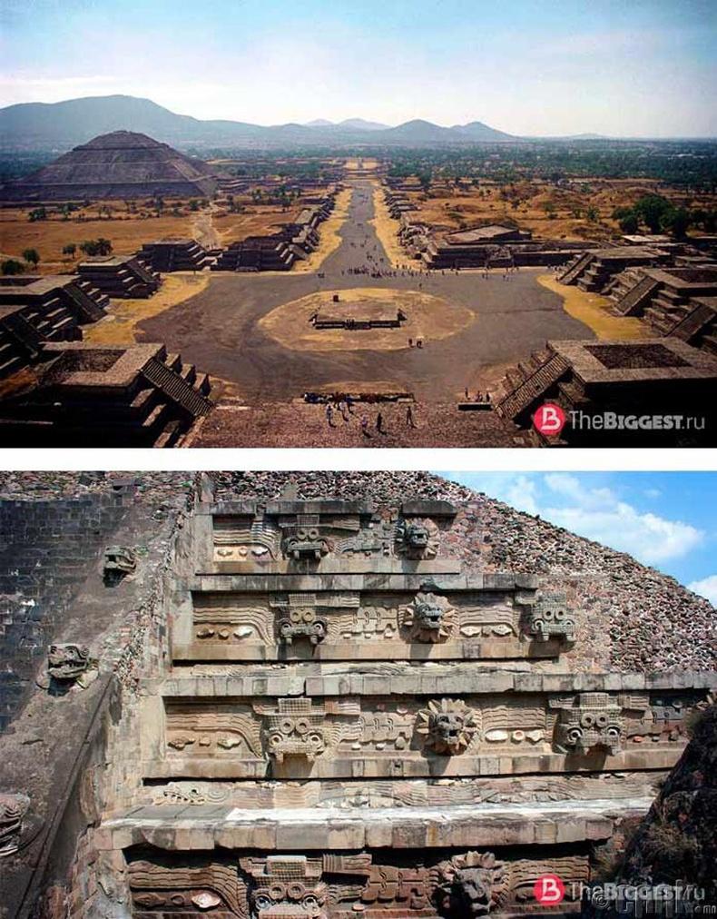 Теотиуакан эртний хот