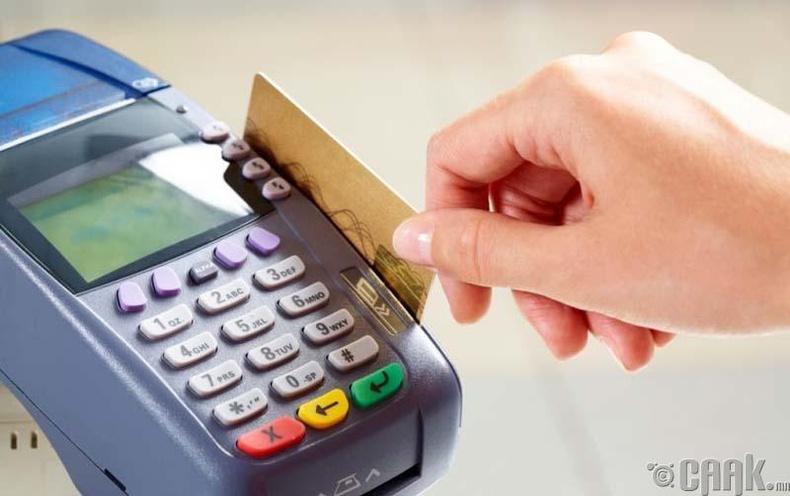 Кредит карт уншигч