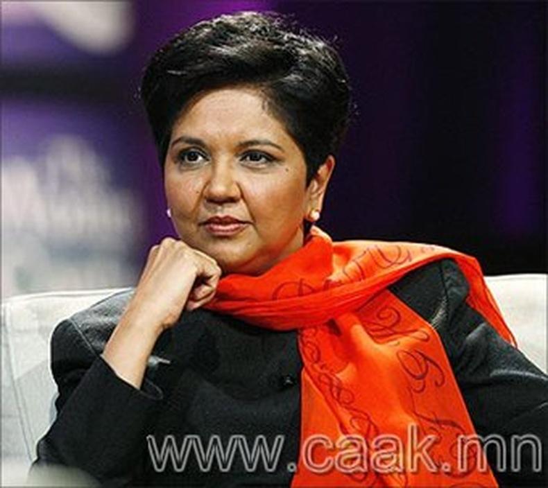 Дэлхийн бизнесийн салбар дахь ТОП 10 эмэгтэй - №1