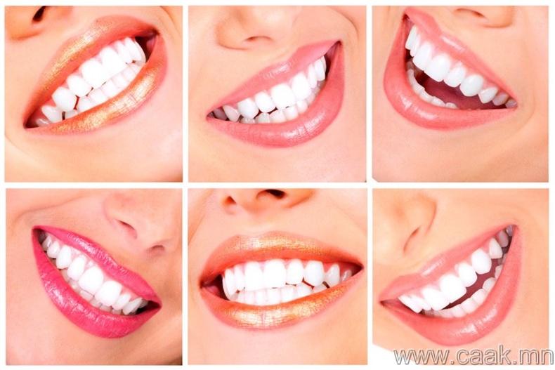 Шүдний эрүүл ахуйд тустай