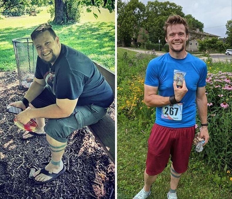 70 кг хасаад марафон гүйлтэд амжилттай оролцжээ.